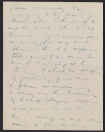 [Charles Webster Hawthorne letter to Emma Beach Thayer page 3]