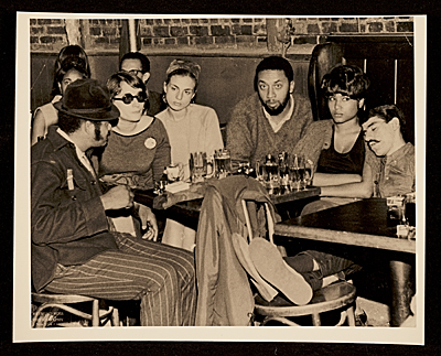 [Jazz at Slugs, New York]