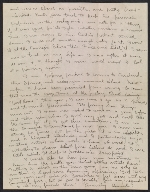 [Charles Ephraim Burchfield letter to Paul B. Travis 3]