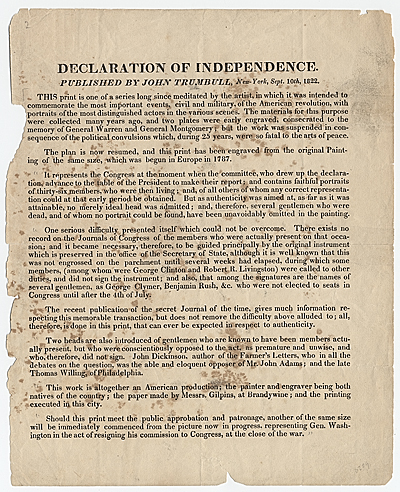 [Declaration of Independence]