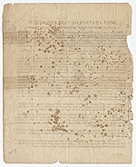 [Declaration of Independence verso 1]