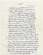 [Mark Tobey to Windsor Utley page 2]