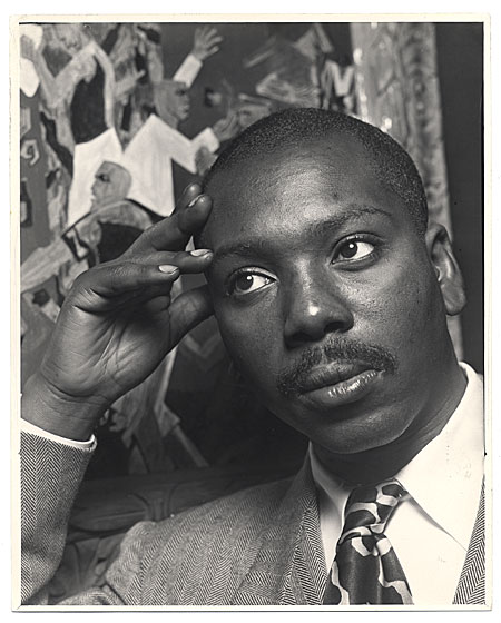 [Jacob Lawrence]