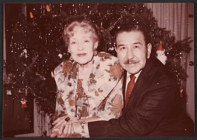 Anna Mae Vargas Alberto And Anna Mae Vargas