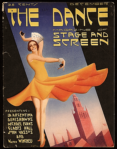 [Volume 15, number 2 of The Dance, magazine of stage and screen]