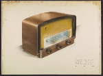 [Concept drawing for an RCA Export Receiver ]