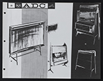 [Concept sketches for the Advanced Design Center at the Radio Corporation of America page 3]