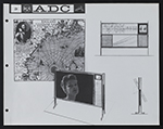 [Concept sketches for the Advanced Design Center at the Radio Corporation of America page 4]