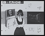 [Concept sketches for the Advanced Design Center at the Radio Corporation of America page 5]