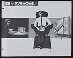 [Concept sketches for the Advanced Design Center at the Radio Corporation of America page 7]