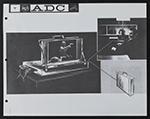 [Concept sketches for the Advanced Design Center at the Radio Corporation of America page 8]