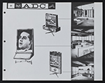 [Concept sketches for the Advanced Design Center at the Radio Corporation of America page 10]