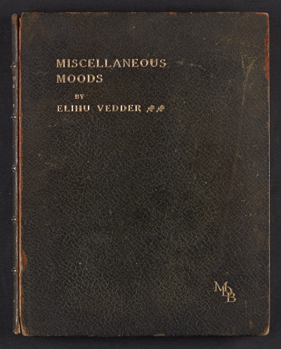Miscellaneous moods in verse; one hundred and one poems with illustrations