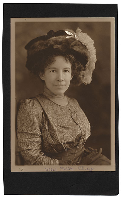 Portrait of Bessie Potter Vonnoh