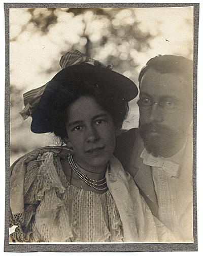 Robert Vonnoh and Bessie Potter Vonnoh