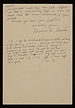 [Thomas Hart Benton, Kansas City, Mo. letter to Samuel J. Wagstaff, Hartford, Conn. 1]
