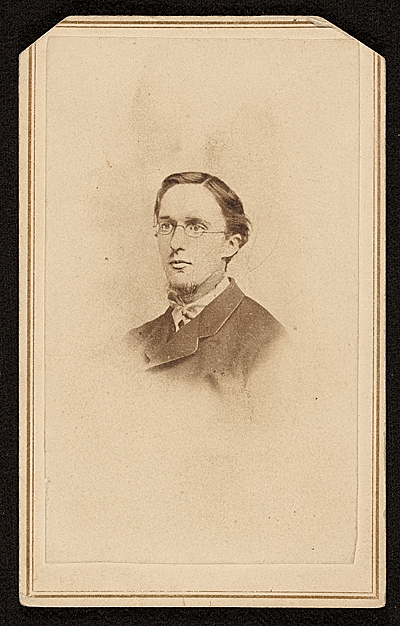 Edward West Currier, son of Nathaniel Currier
