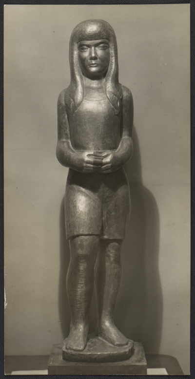 Standing figure by William Zorach