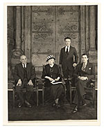 [Jury of Award for 1934 Carnegie Institute International ]