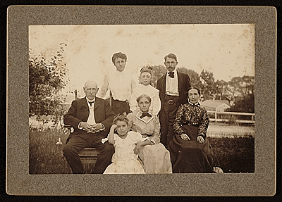 [Edwin Ambrose Webster family]