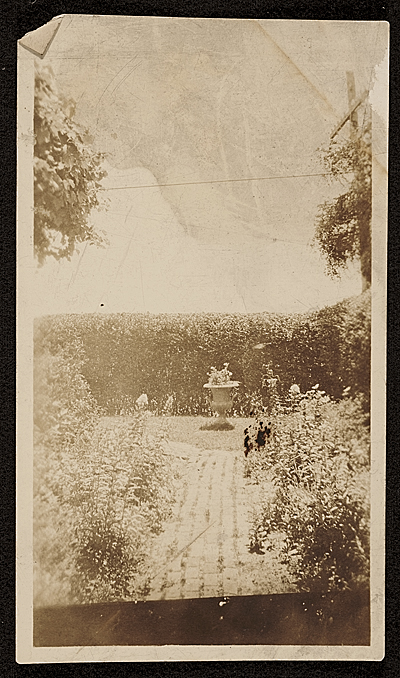 [The Den, home of E. Ambrose Webster, Provincetown, Mass.  Western view]