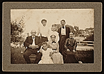Edwin Ambrose Webster family