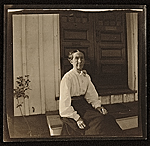 Caroline Emerson Webster (Edwin Ambrose Websters mother)