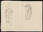 Edwin Ambrose Webster sketchbook