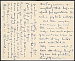 [Harry Payne Whitney letter to Gertrude Vanderbilt Whitney 1]