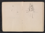 [Gertrude Vanderbilt Whitney sketchbook/diary pages 6]