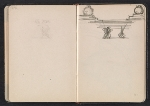 [Gertrude Vanderbilt Whitney sketchbook/diary pages 20]