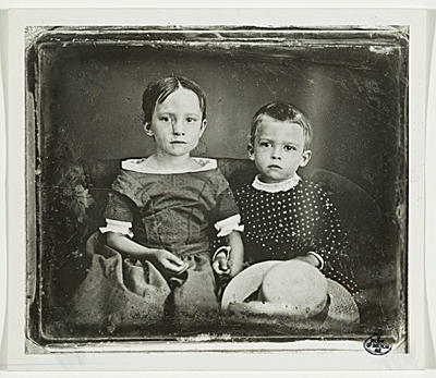 [Portrait of Ellen Thayer and Abbott Handerson Thayer]