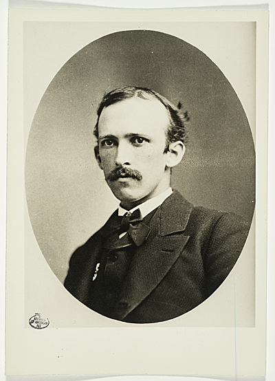 [Portrait of Abbott Handerson Thayer]