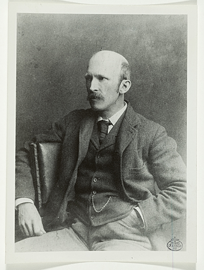 [Portrait of Abbott Handerson Thayer ]