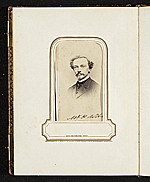 [Photograph album of nineteenth century artists page 10]