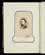 [Photograph album of nineteenth century artists page 15]