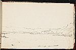 [Worthington Whittredge sketchbook of a trip down the Rhine River sketchbook page 31]