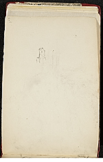 [Worthington Whittredge sketchbook of a trip down the Rhine River sketchbook page 51]