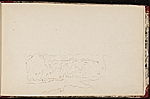 [Worthington Whittredge sketchbook of a trip down the Rhine River sketchbook page 63]