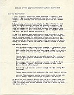 Silversmiths Working Conference Summary, 1947