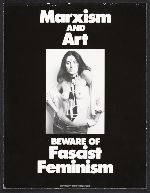 [Marxism and art: Beware of fascist feminism]
