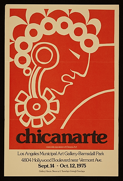 [Chicanarte: statewide exposicion of Chicano art]