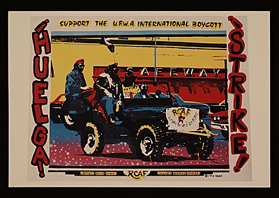 Royal Chicano Air Force Retrospective Poster Art Exhibition