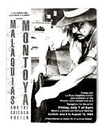 Malaquías Montoya and the Chicano Poster