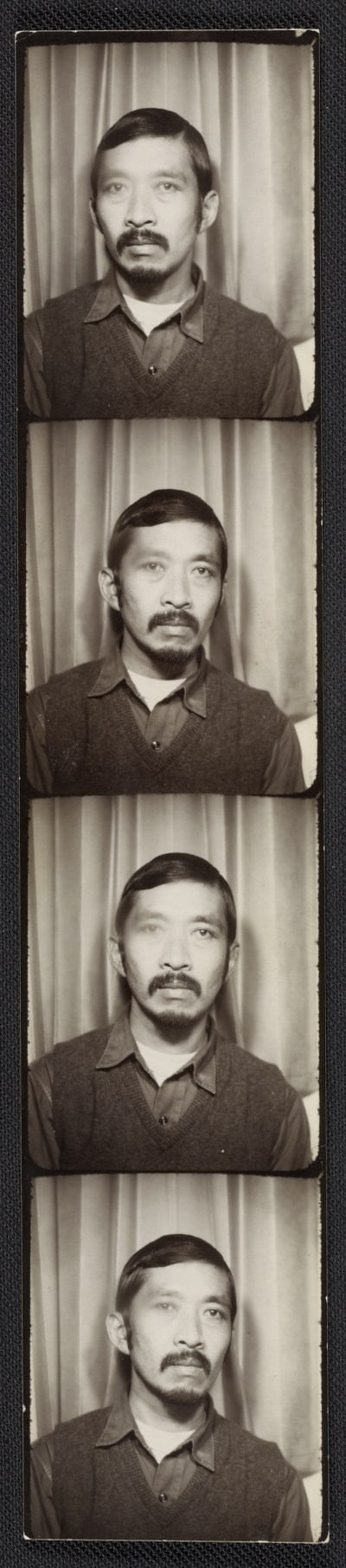 [Ray Yoshida photo strip]