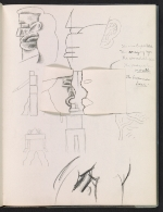 [Ray Yoshida sketchbook page 18]