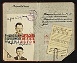 Wilfred and Rufus Zogbaums passport