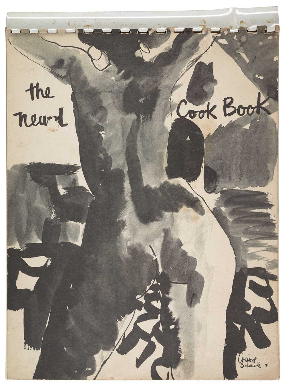 Cover of the Newd Cook Book