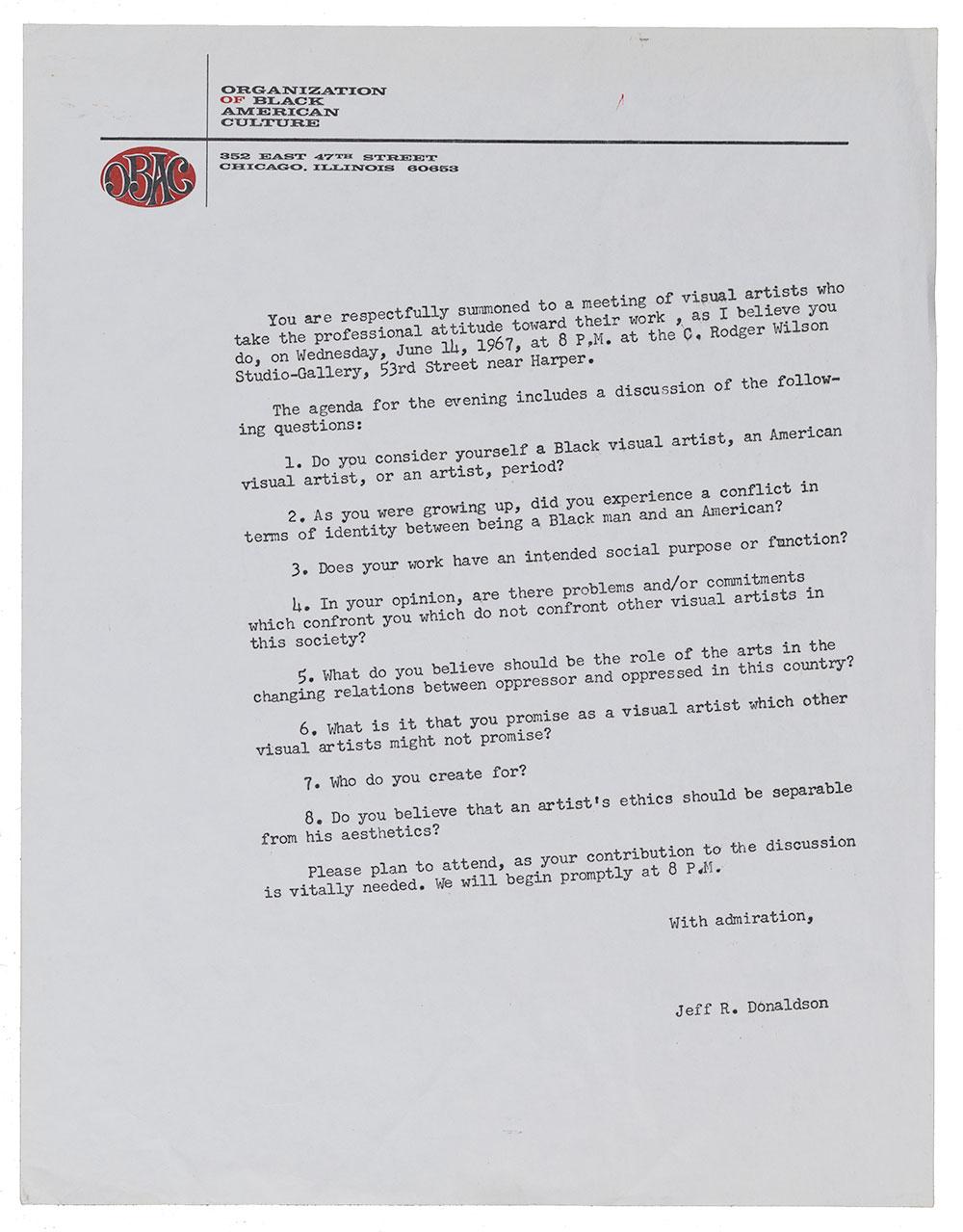 Blog acquisitions jeff donaldson papers archives of american jeff donaldson letter solutioingenieria Images