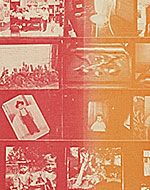 Exhibtion catalog for Los Four: Almaraz/de la Rocha/Lujan/Romero held Nov. 10-Dec. 9, 1973 at the Art Gallery, UC Irvine